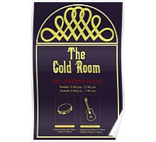 The Gold Room Poster
