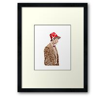 Triangles Are Cool! Framed Print