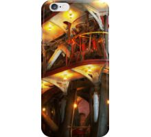 Steampunk - Allis does all the work iPhone Case/Skin