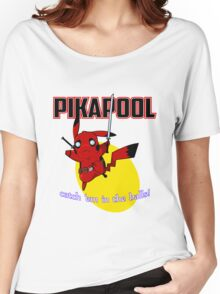 Pikapool Women's Relaxed Fit T-Shirt