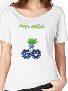 043 Oddish GO! Women's Relaxed Fit T-Shirt