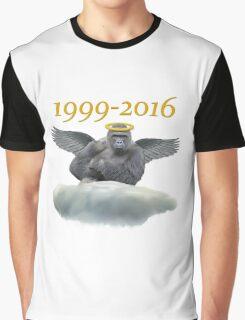 RIP HARAMBE V2 Graphic T-Shirt