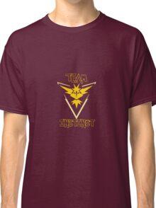 """Team Instinct"" Logo Classic T-Shirt"