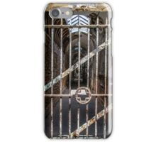 Through the Gate iPhone Case/Skin