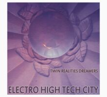 Electro High Tech City by edend