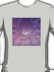 Electro High Tech City T-Shirt