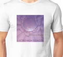 Electro High Tech City Unisex T-Shirt