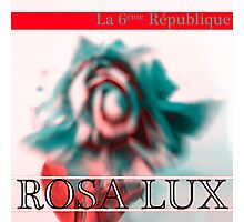 Rosa Lux Positive Photographic Print
