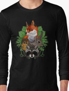 Forest Friends Long Sleeve T-Shirt