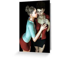 Corporate affair Greeting Card