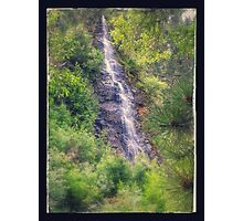 Water Fall of Telluride Photographic Print