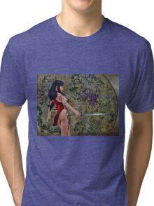 Dragons Fang Tri-blend T-Shirt