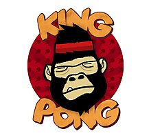 King Pong Photographic Print