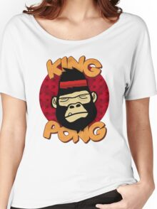 King Pong Women's Relaxed Fit T-Shirt