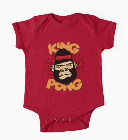 King Pong One Piece - Short Sleeve