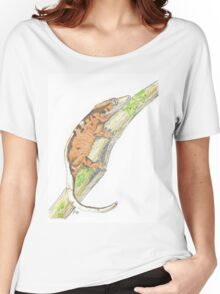 Crested gecko Women's Relaxed Fit T-Shirt