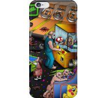 Post-Apocalyptic Arcade  iPhone Case/Skin
