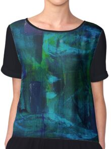 Untitled, No. 6 Chiffon Top