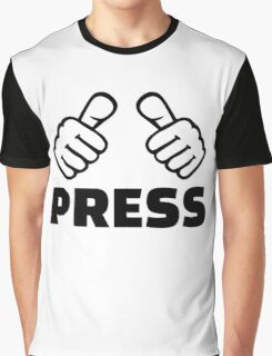 Press Graphic T-Shirt
