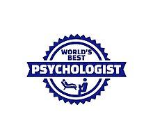 World's best psychologist Photographic Print