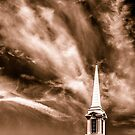 With clouds by Richard Fortier