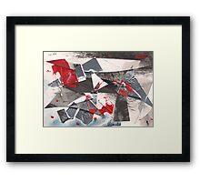 WORLD ORDERED NEW NONE(C2014) Framed Print