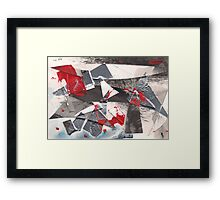 WORLD ORDERED NEW NONE(C2014) Framed Print