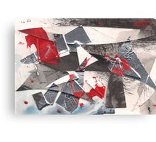 WORLD ORDERED NEW NONE(C2014) Canvas Print