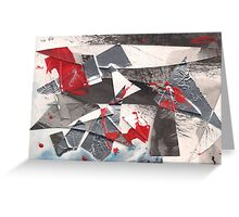 WORLD ORDERED NEW NONE(C2014) Greeting Card