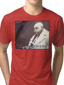 George Ivanovitch Gurdjieff  Tri-blend T-Shirt
