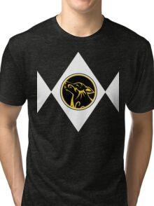 Pupper Rangers (Black) Tri-blend T-Shirt