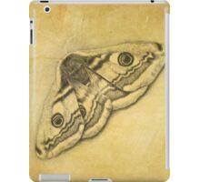 Moth sketch iPad Case/Skin