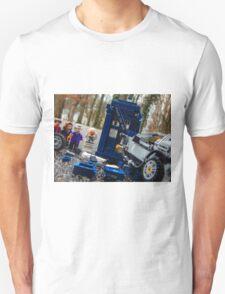 Time Collision Unisex T-Shirt