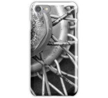 Old Car Wheel iPhone Case/Skin
