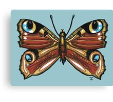 Admiral Butterfly Canvas Print