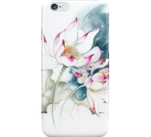 """Journey For Two"" from the series ""In the Lotus Land"" iPhone Case/Skin"