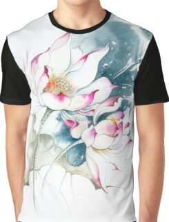 """""""Journey For Two"""" from the series """"In the Lotus Land"""" Graphic T-Shirt"""