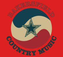 Bakersfield Country Music One Piece - Long Sleeve
