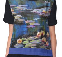 Beyond Monet Chiffon Top