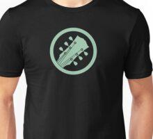 Guitar player green Unisex T-Shirt