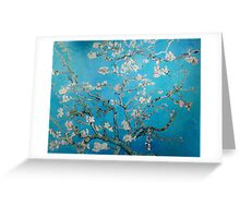 Vincent van Gogh,blossom,vintage,painting,beautiful,floral Greeting Card