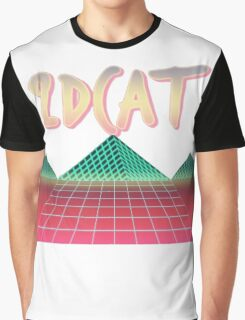 2DCAT - Faded Regressions Graphic T-Shirt