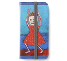 Dead Can Dance Boy and Girl iPhone Wallet/Case/Skin