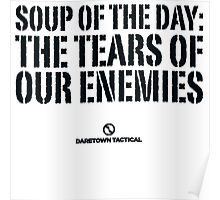 TEARS OF OUR ENEMIES Poster