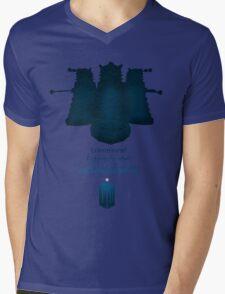 Exterminate, Exterminate, EXTERMINATE! Mens V-Neck T-Shirt