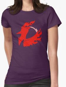 Moltres Valor Womens Fitted T-Shirt