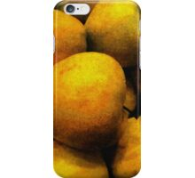 Golden Renaissance Apples iPhone Case/Skin