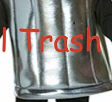 Phil Trash #1 Sticker