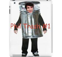 Phil Trash #1 iPad Case/Skin