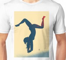 Yoga Girl  Unisex T-Shirt